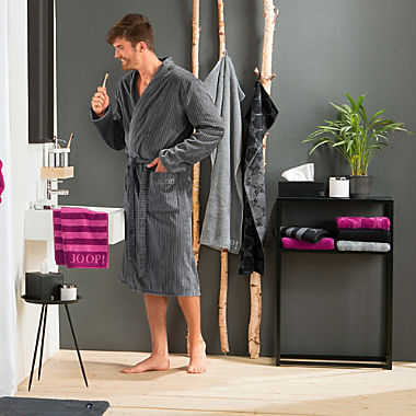 Joop! women's hooded bathrobe
