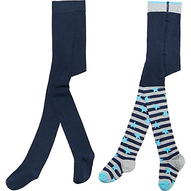 Erwin Müller 2-pack children's tights