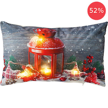REDBEST LED cushion incl. filling