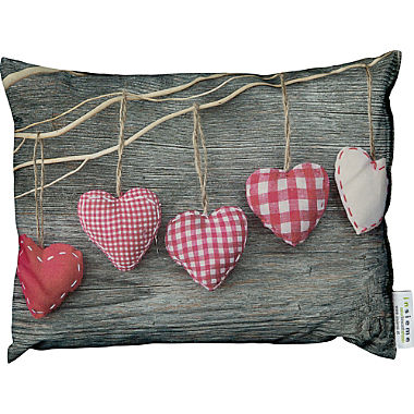 Swiss pine wood pillow