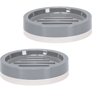 Kleine Wolke 2-pack soap dishes