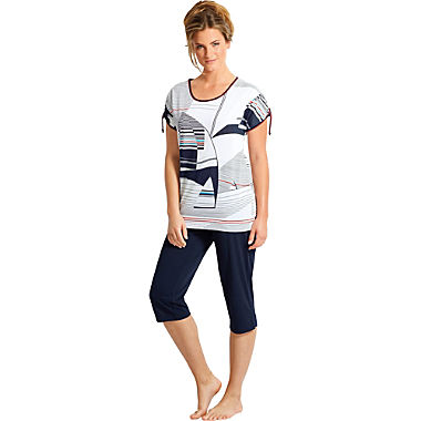 hajo single jersey women short pyjamas