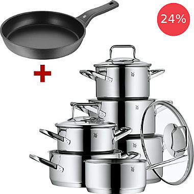 WMF cooking pot set, 11-parts