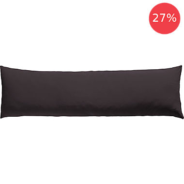 Erwin Müller single jersey side sleeper pillow cover