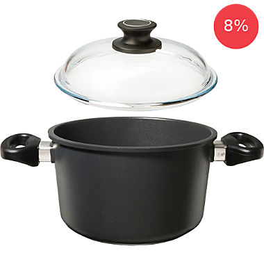 Erwin Müller induction cooking pot with lid