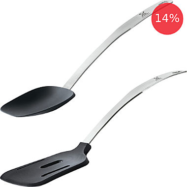 Gepolana silicone cooking spoon & spatula set