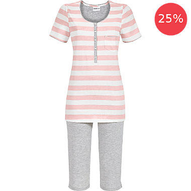 Ringella single jersey women short pyjamas