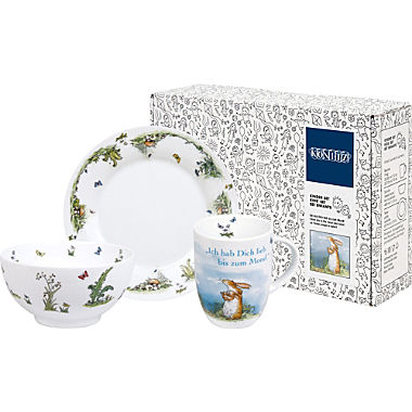 Könitz 3-piece breakfast set