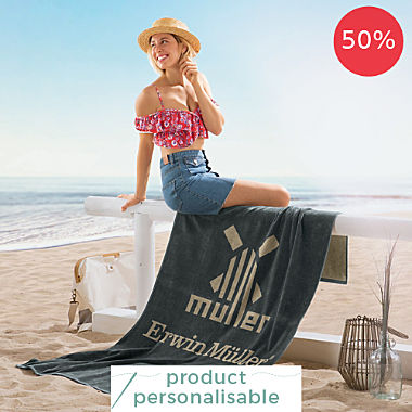 Erwin Müller beach towel