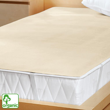 Setex organic cotton mattress topper