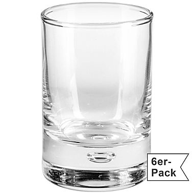 6-pack shot glasses