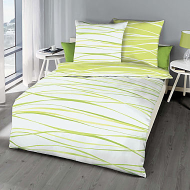 Kaeppel percale reversible duvet cover set
