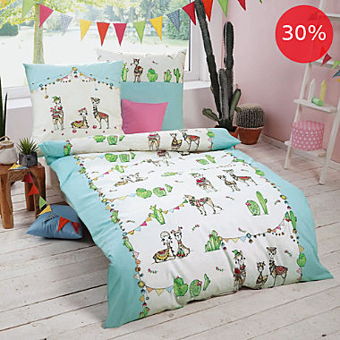 Kaeppel cotton flannel duvet cover