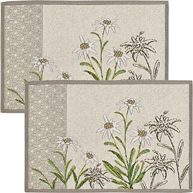 Sander gobelin tapestry 2-pack table mats