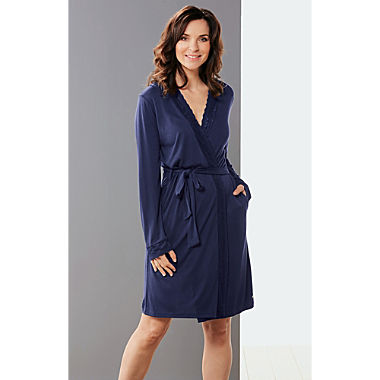 Erwin Müller women's morning robe