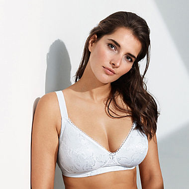 Naturana 2-pack wireless bras