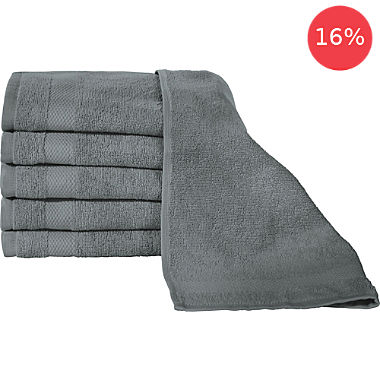 Erwin Müller 6-pack small hand towels