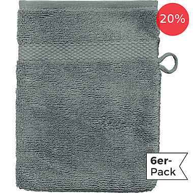 Erwin Müller 6-pack wash mitts