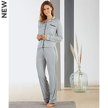 ESPRIT single jersey women´s pyjamas
