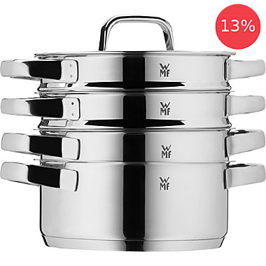 WMF pot set, 6-parts