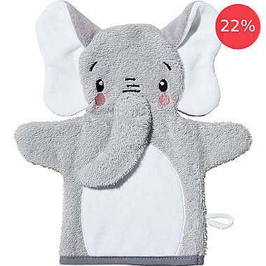 Erwin Müller kids 2-in-1 wash mitt
