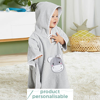 Erwin Müller kids poncho