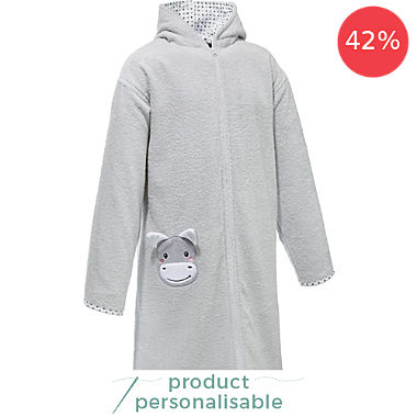 Erwin Müller children's bathrobe