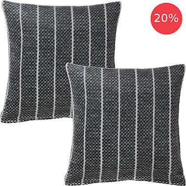 Erwin Müller 2-pack cushion covers