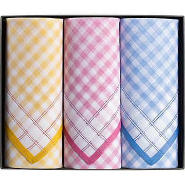 3-pack women´s handkerchiefs