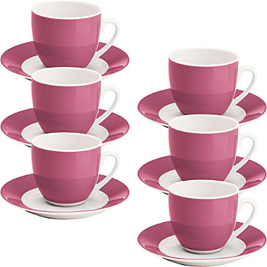 Erwin Müller coffee set, 12-parts
