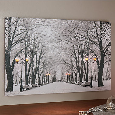 LED picture
