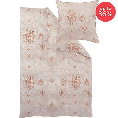 Curt Bauer Egyptian cotton sateen duvet cover set