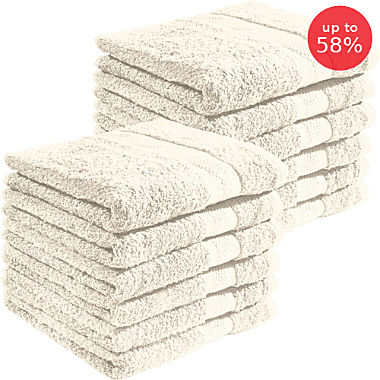 REDBEST 12-pack hand towels