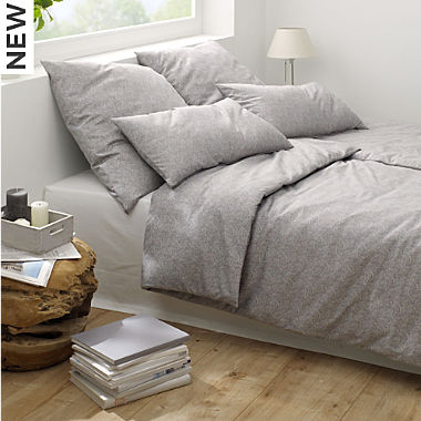 Elegante interlock jersey duvet cover set