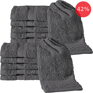 REDBEST 12-pack small hand towels