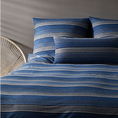 Elegante cotton flannelette duvet cover set