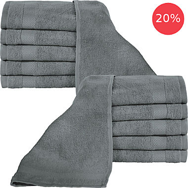 Erwin Müller 12-pack small hand towels