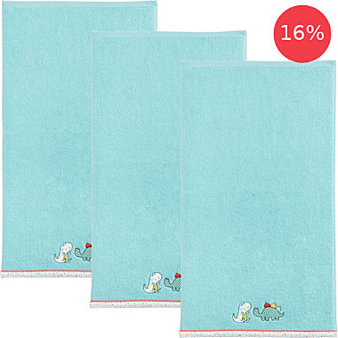 Erwin Müller 3-pack kids hand towels