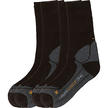 Camano 2-pack unisex outdoor socks