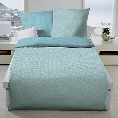 Kaeppel cotton flannel reversible duvet cover set