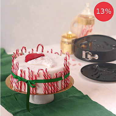 Kaiser Backen 3-in-1 motive spring form Christmas