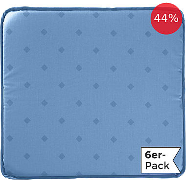 Erwin Müller 6-pack seat pads