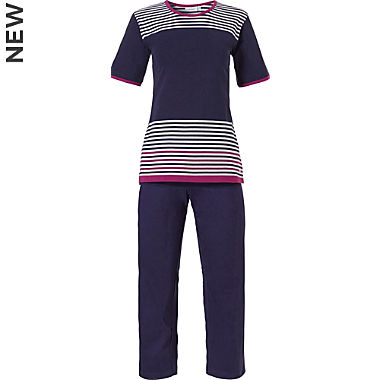 Pastunette single jersey women short pyjamas