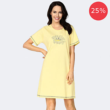 Comtessa single jersey nightdress