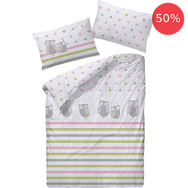 renforcé children's reversible duvet cover set