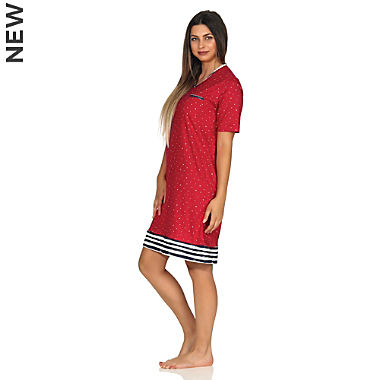 Normann single jersey nightdress