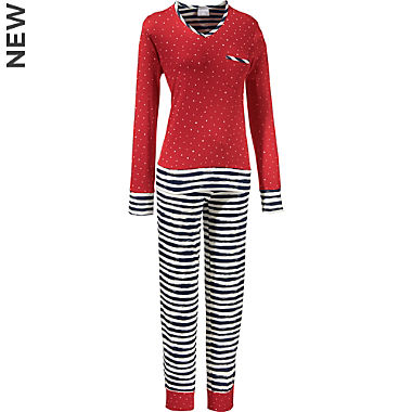 Normann single jersey women´s pyjamas