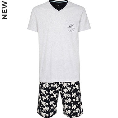 Tom Tailor single jersey men´s short pyjamas