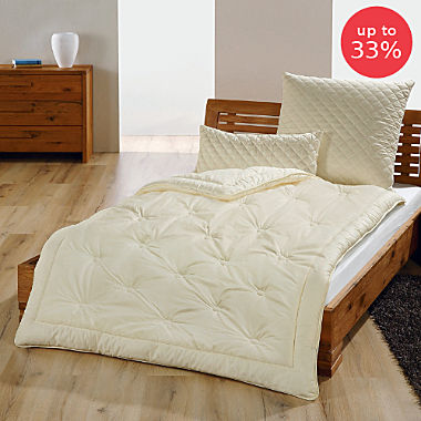 f.a.n. quilted duvet