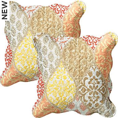 2-pack cushion covers